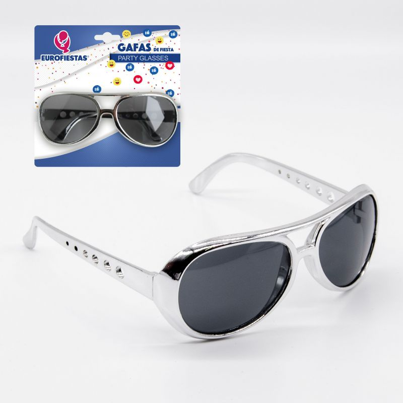 gafas de fiesta rock star